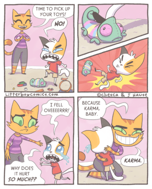 Clean Up Time! [OC]: Clean Up Time! [OC]