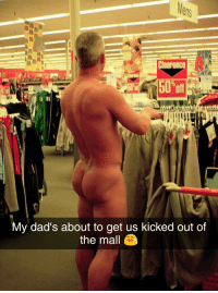 bareback-bieber: I'm about to eat your dad's ass  wtf come here daddy : Clearance  NOR  oft  My dad's about to get us kicked out of  the mall bareback-bieber: I'm about to eat your dad's ass  wtf come here daddy