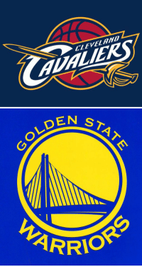 Cavs, Cleveland, and Warriors: CLEVELAND   OLDEN  STA  ARRO RT for CAVS FAV for Warriors