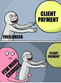 Freelancer, Freelance, and Client: CLIENT  PAYMENT  FREELANCER  CLIENT  PAYMENT Me as a freelance programmer