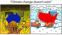 "Memes, April, and Change: ""Climate change doesn't exist'""  APRIL Credit: Curtis Sarkin"