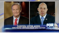 "Memes, Woes, and Battlefield: CLINTON VOTER WOES  FOX  DEMS FEELING CRIPPLING ANGER SINCE ELECTION friendS ""Post-election stress disorder"" is the new term created by mental health professionals for what some liberals are experiencing after DonaldTrump's win. Congressman and USArmy veteran Brian Mast reacted on @foxandfriends, saying, ""There's a big difference between being pissed off about things and what happens on the battlefield."""