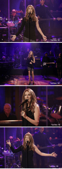 """<p>Celine Dion rocked the house last night with her <a href=""""http://www.latenightwithjimmyfallon.com/blogs/2013/10/celine-dion-performs-back-to-life/"""" target=""""_blank"""">performance of &ldquo;Loved Me Back to Life&rdquo; off of her new album!</a></p>: clkyd Bishop / NBC   MA  oyd Bishop/NBO   Loyd Bishop/NBC   Layd Bishop/NBC <p>Celine Dion rocked the house last night with her <a href=""""http://www.latenightwithjimmyfallon.com/blogs/2013/10/celine-dion-performs-back-to-life/"""" target=""""_blank"""">performance of &ldquo;Loved Me Back to Life&rdquo; off of her new album!</a></p>"""