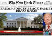 😩😩😩😩 make sure to follow @whitepeoplehumor his page lit 🔥👣👣👣👣👣 teamnoharmdone noharmdone trump whitehouse obama lol: Cloe New York Times  TRUMP FORCES BLACK FAMILY  FROM HOME 😩😩😩😩 make sure to follow @whitepeoplehumor his page lit 🔥👣👣👣👣👣 teamnoharmdone noharmdone trump whitehouse obama lol
