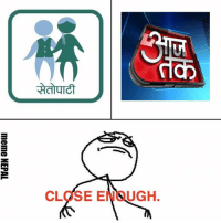 Two minutes of silence for 'Setopati': CLOSE ENOUGH.  meme NEPAL Two minutes of silence for 'Setopati'