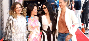 Charlie, Love, and Tumblr: cloudfreed: pointedahead:  redfield5x5: Lucy Liu's Hollywood Walk of Fame star ceremony, May 1st, 2019 She deserves it!!!!!  EXCUSE ME it took this long for them to give her one?  also i love that Charlie's Angels reunited for this - even Demi Moore!
