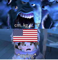 Crying, Patriotism, and Cries In: cm, kg,  crying *cries in patriotism*