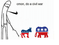 Memes, Nike, and Civil War: cmon, do a civil war Nike irl via /r/memes https://ift.tt/2wORNoK