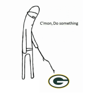 Be Like, Nfl, and Packers: C'mon, Do something Packers fans be like...