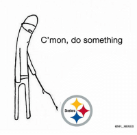 Steelers getting their ass whopped by a rookie QB 34-3: C'mon, do something  Steelers  @NFL MEMES Steelers getting their ass whopped by a rookie QB 34-3