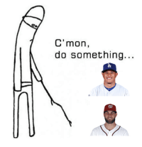 Mlb, Waiting..., and Sign: C'mon,  do something  TO Waiting for Machado and Harper to sign like...