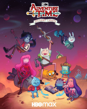 madridista-again:  Adventure Time is coming back in 2020!Adventure Time: Distant Lands is a series of 4 one-hour specials, coming to HBO Max beginning of 2020.Source.: CN  ADVENTURE  ME  DISTANT LANDS  BITE  ME  FRAGILE  HBOMAX madridista-again:  Adventure Time is coming back in 2020!Adventure Time: Distant Lands is a series of 4 one-hour specials, coming to HBO Max beginning of 2020.Source.