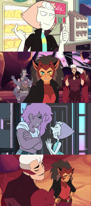 Bad, Tumblr, and Blog: CN   CN bicon-korra:  Bad galz & their hot gfs