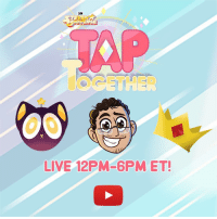 Tap Together is streaming live – play in Lion's Mane Event with @Hagazo, @PrincelyVoices, and @cartoonuv. Links and start times below! stevenuniverse taptogther livestream . . Hagazo (12:00pm – 2:00pm ET) - cartn.co-hagazostream Cartoon Universe (2:00pm – 4:00pm ET) - cartn.co-cartoonustream Princely (4:00pm-6:00pm ET) - cartn.co-princelystream: CN  NIVERSE  LIVE 12PM-6PM ET! Tap Together is streaming live – play in Lion's Mane Event with @Hagazo, @PrincelyVoices, and @cartoonuv. Links and start times below! stevenuniverse taptogther livestream . . Hagazo (12:00pm – 2:00pm ET) - cartn.co-hagazostream Cartoon Universe (2:00pm – 4:00pm ET) - cartn.co-cartoonustream Princely (4:00pm-6:00pm ET) - cartn.co-princelystream