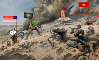"<p>&ldquo;Front lines of the Meme War&rdquo; Colorized; 2017 via /r/memes <a href=""http://ift.tt/2tB3nU5"">http://ift.tt/2tB3nU5</a></p>: CNN  CN <p>&ldquo;Front lines of the Meme War&rdquo; Colorized; 2017 via /r/memes <a href=""http://ift.tt/2tB3nU5"">http://ift.tt/2tB3nU5</a></p>"