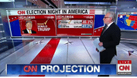 Memes, Florida, and Cold: CNN ELECTION NIGHT IN AMERICA E  F9 CLINTON  29 KEY  FLORIDA  KEM FLORIDA.  29  PRESIDENT  MITRUMPS 4579.106  WINNER  HILLARY  DONALD  CLINTON 4,447,646  TRUMP  LIVE  CNN PROJECTION  CNN  NCNNELECTION This is one of the greatest videos you will ever watch…  Cold Dead Hands