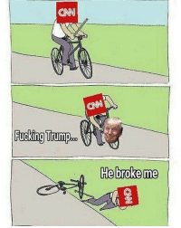 America, cnn.com, and Facebook: CNN  Fucking Tramp.o  He broke me Trump hasn't done anything but call CNN out for what they are... two of my videos have been deleted now by copyright claim of CNN... if only they'd let me on their network live, that would be a site to see 😈😈😈 cnnfakenews fakenews veryfakenews trumpmemes liberals libbys democraps liberallogic liberal maga conservative constitution presidenttrump resist thetypicalliberal typicalliberal merica america stupiddemocrats donaldtrump trump2016 patriot trump yeeyee presidentdonaldtrump draintheswamp makeamericagreatagain trumptrain triggered CHECK OUT MY WEBSITE AND STORE!🌐 thetypicalliberal.net-store 🥇Join our closed group on Facebook. For top fans only: Right Wing Savages🥇 Add me on Snapchat and get to know me. Don't be a stranger: thetypicallibby Partners: @theunapologeticpatriot 🇺🇸 @too_savage_for_democrats 🐍 @thelastgreatstand 🇺🇸 @always.right 🐘 @keepamerica.usa ☠️ @republicangirlapparel 🎀 @drunkenrepublican 🍺 TURN ON POST NOTIFICATIONS! Make sure to check out our joint Facebook - Right Wing Savages Joint Instagram - @rightwingsavages