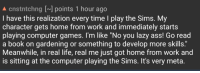 """meirl 