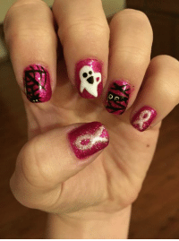 Love this idea! Show us your spooky nail art and enter to WIN a $200 shopping spree at The Breast Cancer Site <3  Details here: http://po.st/ExuQz4: CO Love this idea! Show us your spooky nail art and enter to WIN a $200 shopping spree at The Breast Cancer Site <3  Details here: http://po.st/ExuQz4