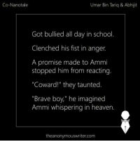 """Co-Nanotale 