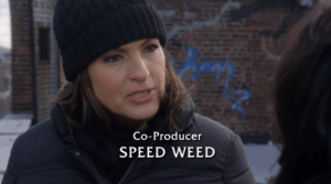 Weed, Speed, and Speed Weed: Co-Producer  SPEED WEED