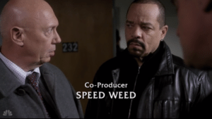 And no one thought he would amount to much in his adult years: Co-Producer  SPEED WEED And no one thought he would amount to much in his adult years