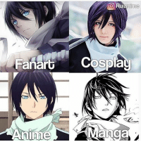 Anime, Facts, and Memes: CO Ruianime  Fanart  Cosplay  ADA  Anima QOTD: Which is your favourite? | Want more Anime Facts? -> Follow @animee ! 🔥 . . Cr. @animee (me)