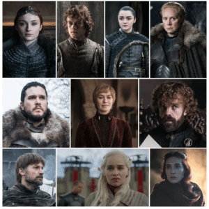 Best, Been, and Who: co000000000 Season 8 may have been disappointing but there were some pretty great performances in there too. Congrats on the Emmy nominations to the cast who did the best with what they were given!
