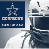 CO30YS  HELMET GIVEAWAY Football season is right around the corner! Enter to win your very own authentic Cowboys helmet courtesy of @Xenith. How to enter: Follow @Xenith on Instagram Tag a friend and comment your all time favorite Cowboys player Stay tuned as a winner will be announced on the @Xenith Instagram story! Like-comment-tag a friend!🔵⚪ dallascowboys cowboysnation cowboysfootball