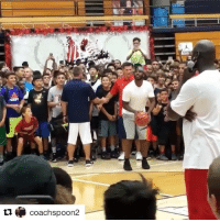 Chris Paul, Jordans, and Shoes: coachspoon2 If Chris Paul made all of his shots, Jordan would give the entire camp free shoes. Find out! (via @coachspoon2, h-t @houseofhighlights)