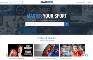 meme-mage:  Master Your Sport                  Learn from the greatest coaches in the world http://coachtube.com/: COACHTUBE  Search  Become a Coach  SignUp  Browse Courses  cheer  пете  Stay In The Zone  STMA  COACH  HOW TO THROW MORE  STRIKES WITH  SPORT PSYCHOLOGY &  SELF-HYPKOSIS  CAn  ALLSPARS  HOW TO  COACH  SOCCER To  KIDS 3-S  YEARS OLD  GOALKEEPING  COACHING 101  MASTER YOUR SPORT  SYNC GOLF  LEARN TO CHIP.  Learn from the greatest coaches in the world  ADVANCEO  TAKEDOWNS  What's your sport?  FRS FEED  BASKETBALL  WORLD  SECTION  SKIO  TENNIS FOR  PRESENTS  BEA  Featured Courses  Top picks from our team  PAT  SUMMITT  URBAN  MEYERS  Coaching  Receivers  BASEBALL  FUNDAMENTALS  COACHING  WOMEN'S  BASKETBALL  WITH TONY GWYNN  Baseball Fundamentals with Tony Gwynn  Coaching Women's Basketball  Coaching Receivers  ADAM meme-mage:  Master Your Sport                  Learn from the greatest coaches in the world http://coachtube.com/