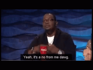 Food, Hungry, and Mrw: CocaCol  Yeah, it's a no from me dawg. MRW me, my wife and my dog only have alphabet soup to eat for the rest of the week and my dog is hungry but he will only eat food that spells out a word and I have to tell him what that word is