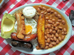 Love, Omg, and Tumblr: cocaineteas:  c-bassmeow:  yummyright:  Bandeja Paisa, popular meal in Colombian cuisine [OC] [2496x1872] - Source Follow Me On Pinterest Follow Me On Tumblr  I need some now Tengo hambre 😩😩   Yo le quitaría la morzilla porque me da un asco, omg I want some.  No te gusta la morcilla!!! Youre lucky youre hot and I love you 😡😡😡