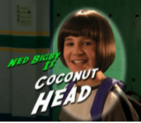 coconut head: COCONUT  HEAD
