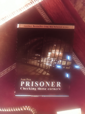 [COD] (Apologies for poor image) In MW2 Remastered on the mission Whisky Hotel a book can be found on the Presidents desk by Author Jean Prix called 'Prisoner: Checking Those Corners a clear nod to Captain John Price: [COD] (Apologies for poor image) In MW2 Remastered on the mission Whisky Hotel a book can be found on the Presidents desk by Author Jean Prix called 'Prisoner: Checking Those Corners a clear nod to Captain John Price