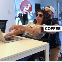 for more video originals starring your favorite BuzzFeed stars, follow 👉 @buzzfeedvideo 😎: COFFEE for more video originals starring your favorite BuzzFeed stars, follow 👉 @buzzfeedvideo 😎