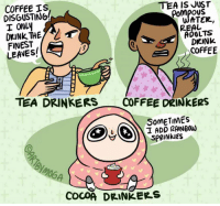 Coffee Drinkers
