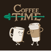 Tumblr, Blog, and Coffee: COFFEE  TAM  O d epicjohndoe:  What time is it? Coffee Time…