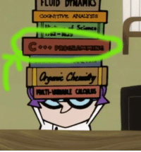Dexter's Laboratory, Programmer Humor, and Cognitive: COGNITIVE ANALYSTS
