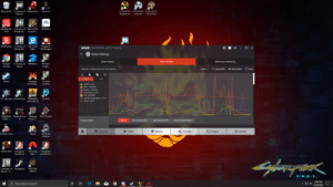 """playing Stalker Shadow of Chernobyl and my GPU starts doing this.: COH2  Killing Floor  Recycle Bin  Company of  Heroes 2  Tropico 4  S.TALKE.R. STA.L.K.E.R. S.TALKE.R  Call of Prip.  Shadow of...  Clear Sky  CH  Bitdefender  Company of  Heroes Op  Men of Wan  Warframe  VPN  Asseult ...  CH e  Wargame  Red Dragon  Bitdefender Company of Microsoft  Heroes Tal...  AMDA RADEON SETTINGS  Edge  Global Settings  CH 2  Global Graphics  Globel WattMan  Performance Monitoring  PAYDAY 2  Google  Chrome  Company of  World in  Conf  Heroes  Load profile a Save profile  Reset  View and configure fan and clock speeds...  more  Peak  Avg  Steam  Planetary  Annihilati..  World in  ww  Conflict  Activity: 91 9%  GPU: 1729 MHz  Memary: 875 MH  Termperature 65 C  Fan: 2300 RPM  Junction Temperature: 74 """"C  2  WA  911 Operator Door Kickers RUNNING  WITH RIFLES  XCOM 2  Power: 130 W  LEPING  Battlefleet Hearts of Iron Sleeping War Thunder  Gothic  Dogs D  IV  Tuning Control  Manual  Auto Undervot GPU  Auto Overclack GPU  Auto Overclock Memory  Relive  Connect  Display  @System  Gaming  Video  Squad  Bomber Crew  Armored  Warfare  Call to Arms  Insurgency  Sandstorm  Surviving  Mars  Insurgency  Sandstorm.  CH  Company of Insurgency  Heroes L  Total War  ATTILA  2 77  904 PM  OH  Type here to search  8/30/2019 playing Stalker Shadow of Chernobyl and my GPU starts doing this."""
