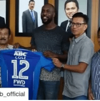 Carlton Cole, England, and Memes: COLE  FWD  b official Former @England striker @cctwelve12 has signed for the Indonesian team @persib_official, where he will be reunited with former @ChelseaFC team-mate @iam_ess. Indonesia Persib Cole Repost @persib_official with @repostapp ・・・ Wilujeng Sumping Carlton Cole PERSIB PersibSalawasna PERSIBJuara