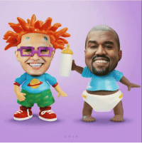 Memes, Iconic, and 🤖: COLE Name a more iconic duo!?! kanyewest lilpump (via @cole)