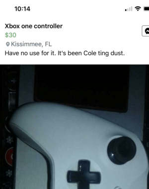 Cole ting dust: Cole ting dust
