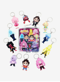bismuth:The Figural 3D Key Rings are now live at Hot Topic!!!  I NEED A RUBY ONE: COLLECTORS  KEYRING  900  A WARNING:  CHOKING HAZARD-Small parts.  Not for children under 3 years.  6 bismuth:The Figural 3D Key Rings are now live at Hot Topic!!!  I NEED A RUBY ONE