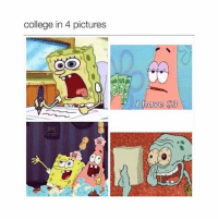 College, Gg, and Pictures: college in 4 pictures  GG  GGN  I have SS OMFG