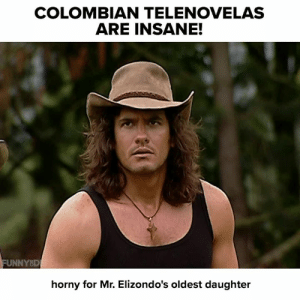 Pasión de Gavilanes is a telenovela that's equal parts sexy and horrifying: COLOMBIAN TELENOVELAS  ARE INSANE!  FUNNYD  horny for Mr. Elizondo's oldest daughter Pasión de Gavilanes is a telenovela that's equal parts sexy and horrifying