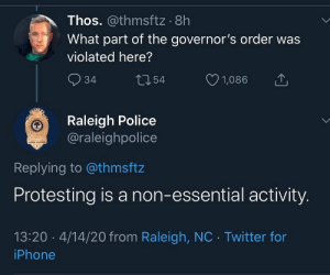 "colonel-killa-bee:  libertarirynn:W E L C O M E  T O  H E L L  Wooooooooow   ""Well of course the petition for a redress of grievances should be made illegal if the government tells me that's what's necessary to Save Lives™️! I am very smart 😊"": colonel-killa-bee:  libertarirynn:W E L C O M E  T O  H E L L  Wooooooooow   ""Well of course the petition for a redress of grievances should be made illegal if the government tells me that's what's necessary to Save Lives™️! I am very smart 😊"""