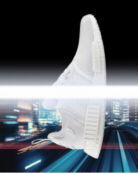 Colored up. The adidas NMD R1 Coloured Boost ⚪️⚪️⚪️ drops on 2-24! More info to come!: Colored up. The adidas NMD R1 Coloured Boost ⚪️⚪️⚪️ drops on 2-24! More info to come!