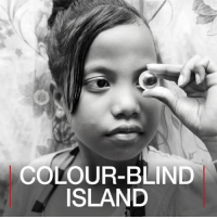 30 JUL: Lots of people who live on the Pacific island of Pingelap are totally colourblind. It's thought that in 1780 the population was all but wiped out by a tsunami. As few as 20 people survived, one of whom was the king, who was believed to have had a genetic fault that caused colour-blindness, and which was passed on to his descendants. Here Belgian photographer Sanne de Wilde tells the story of the island's people. More: bbc.in-colourblind Pacific Colour ColourBlind Photography Travel Video BBCShorts BBCNews @bbcnews: COLOUR-BLIND  ISLAND 30 JUL: Lots of people who live on the Pacific island of Pingelap are totally colourblind. It's thought that in 1780 the population was all but wiped out by a tsunami. As few as 20 people survived, one of whom was the king, who was believed to have had a genetic fault that caused colour-blindness, and which was passed on to his descendants. Here Belgian photographer Sanne de Wilde tells the story of the island's people. More: bbc.in-colourblind Pacific Colour ColourBlind Photography Travel Video BBCShorts BBCNews @bbcnews