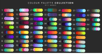 "Target, Tumblr, and Blog: COLOUR PALETTE COLLECTION  BY E. BARNES  61  62  63  64  65  21  31  32  42  52  53  54  12  23  24  25  26  27  28  29  30  43  34  35  36  37  38  39  40  45  46  47  48  49  50  56  57  58  59  60  20 <p><a href=""http://greentea-owl.tumblr.com/post/137485388981/all-my-colour-palettes-feel-free-to-use-them"" class=""tumblr_blog"" target=""_blank"">greentea-owl</a>:</p>  <blockquote><p>all my colour palettes. feel free to use them</p></blockquote>"